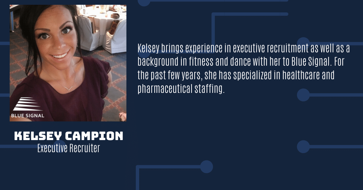Kelsey Campion Executive recruiter