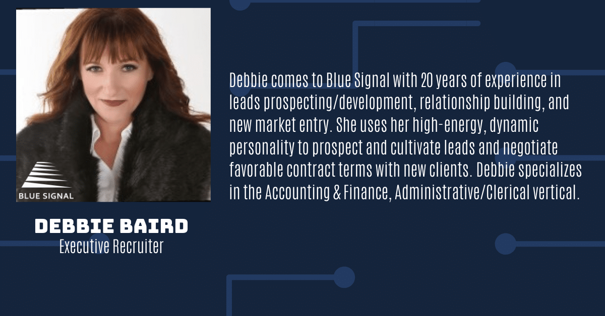 Debbie Baird Executive Recruiter