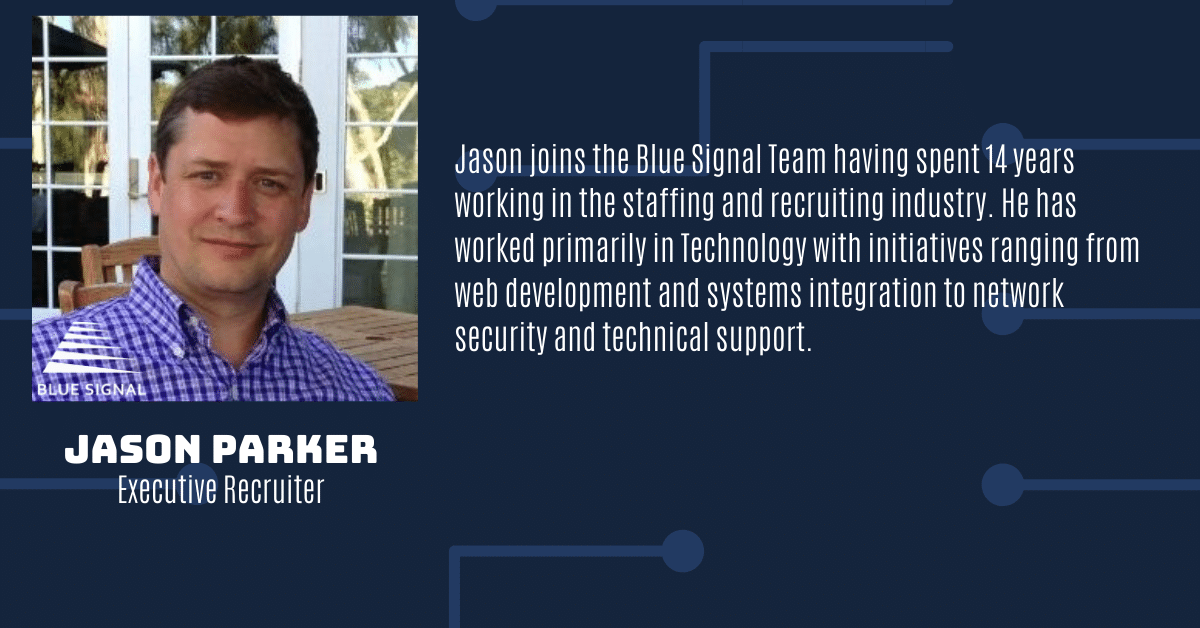 Jason Parker Executive Recruiter