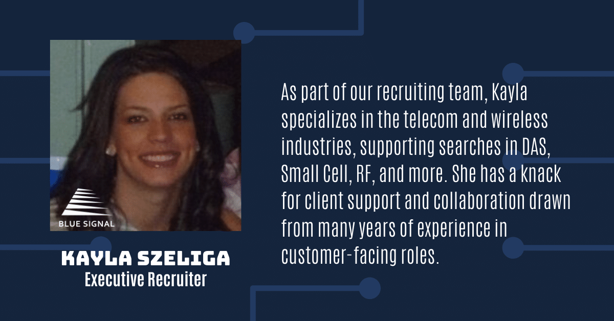 Kayla Szeliga Executive Recruiter