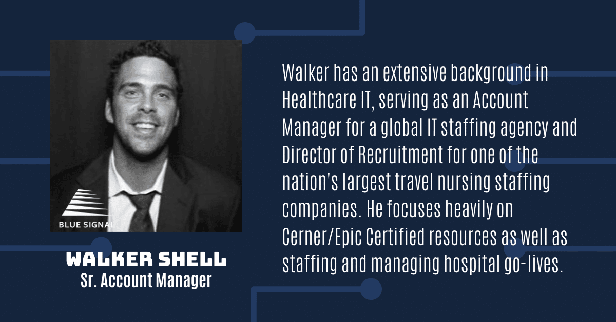 Walker Shell Executive Recruiter