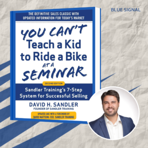 Brent - You Can't Teach a Kid to Ride a Bike at a Seminar